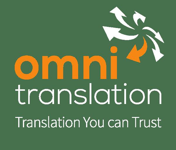 omni main white logo