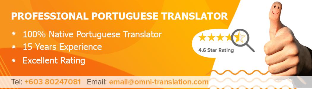 Translate Portuguese Malaysia